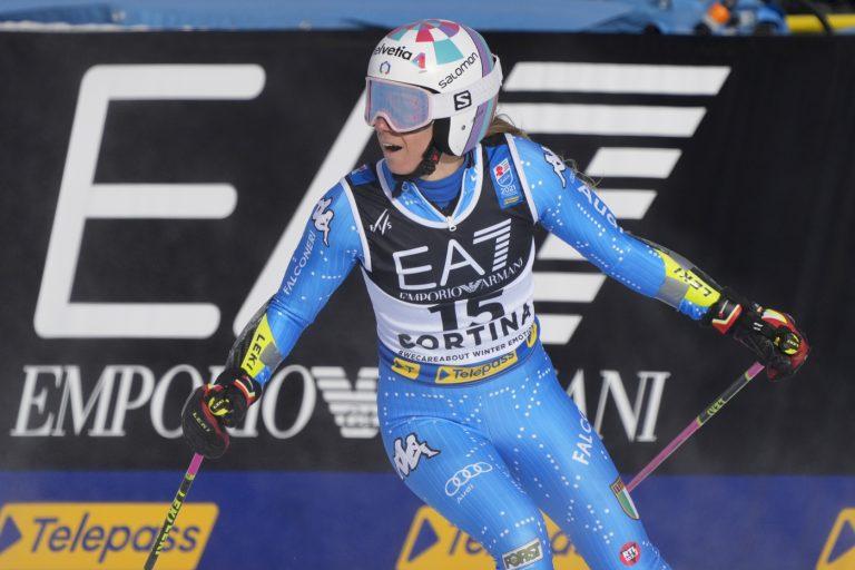 Marta Bassino oro nello slalom parallelo