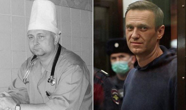 medico russo Navalny morto