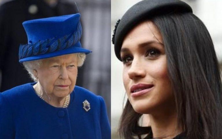 Meghan Markle incinta regina