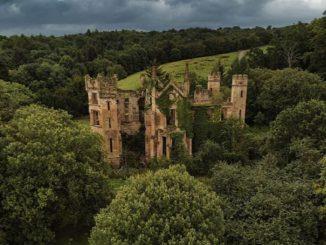 monastero abbandonato di cambusnethan