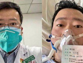 morte Li Wenliang