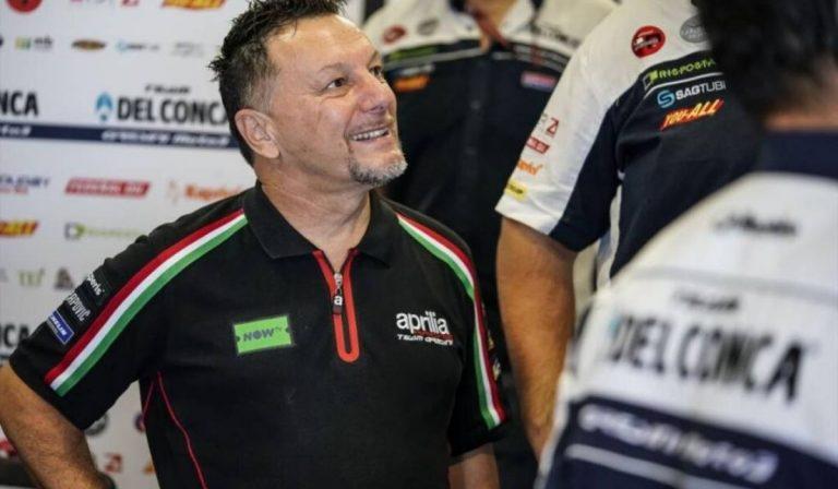 Morto Fausto Gresini