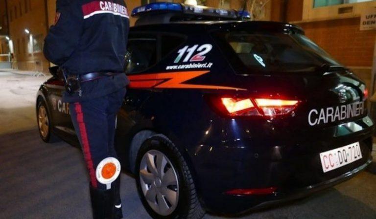morto uomo che ha aggredito il carabiniere
