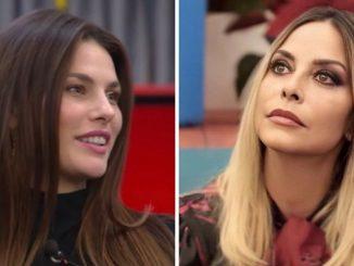 """GF Vip, Dayane contro Stefania: """"Sente che la sua carriera è finita"""""""