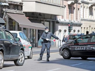Perugia Terni zona rossa
