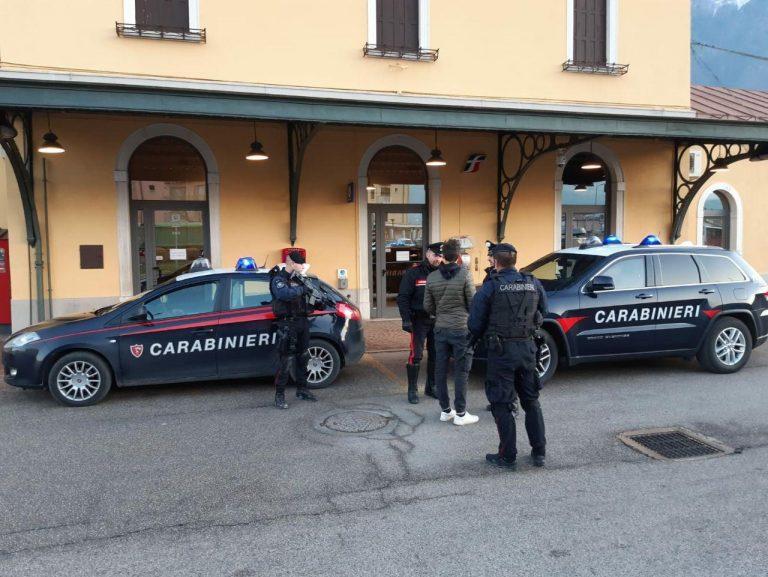 Polizia locale Feltre, ladri