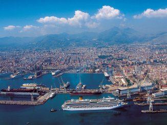Porto di Palermo: traffico ro/ro in aumento del 70%
