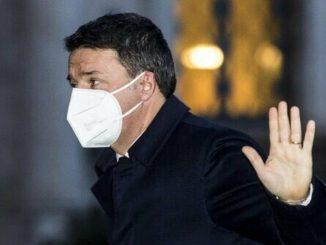 Renzi Financial Times crisi Draghi