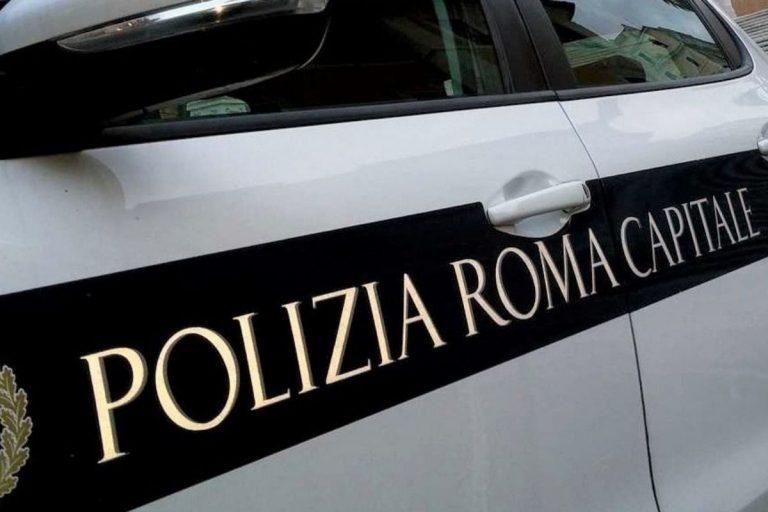 Roma gambizzato un uomo scuola
