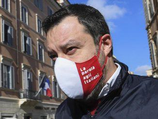 """Quando Salvini diceva: """"Mai con Draghi, ci sta affamando"""""""