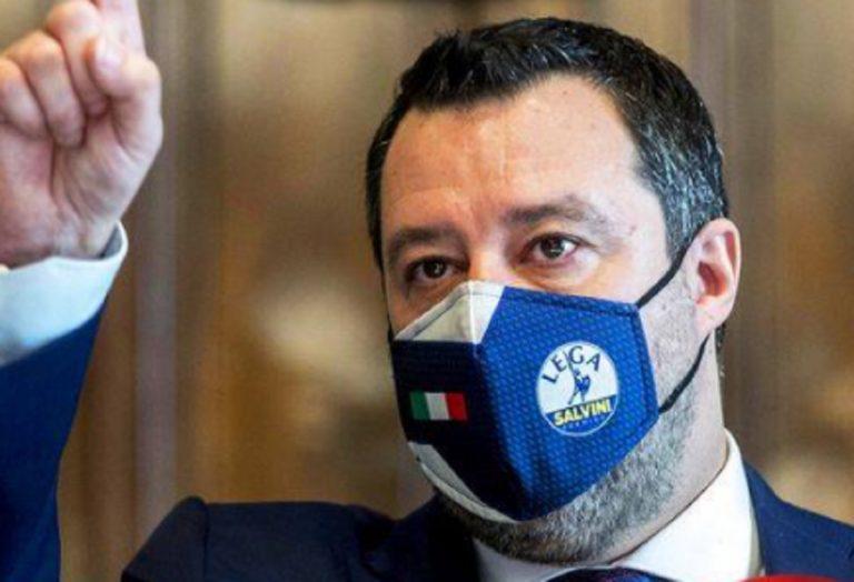 Salvini migranti legislazione europea