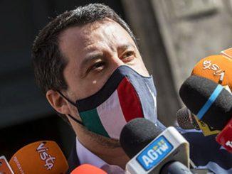 """Covid, Salvini sul lockdown di Pasqua: """"Irrispettoso per gli italiani"""""""