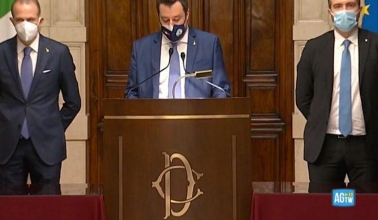 Salvini recovery plan