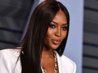 Sanremo Naomi Campbell assente