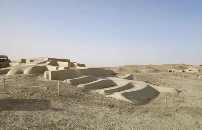 Shahr-i Sokhta la Pompei d'Oriente