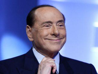 Silvio Berlusconi nonno
