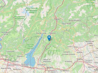 Terremoto in provincia di Trento, scossa di magnitudo 3,5 ad Ala