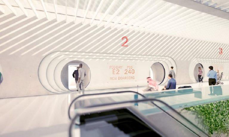 treno supersonico