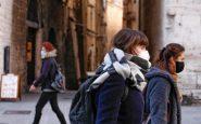 Umbria Lazio rischio zona rossa