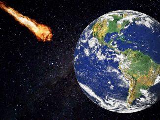 L'asteroide 2001 F032 sta arrivando