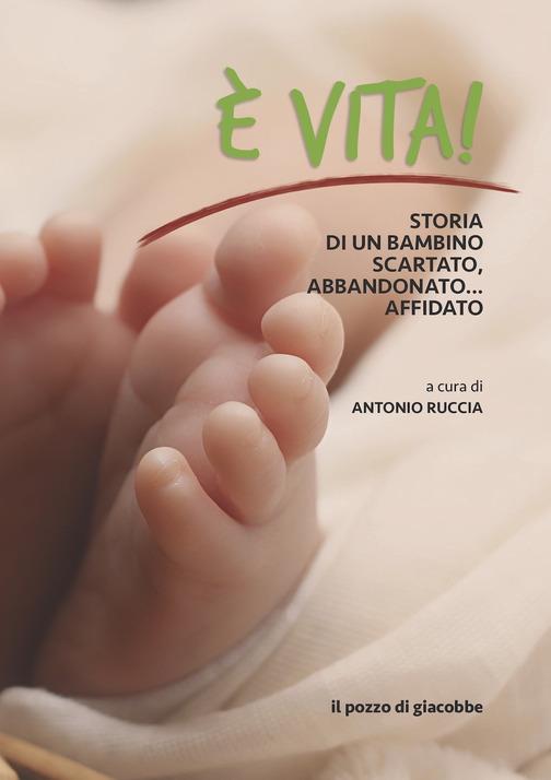 vita copertina libro