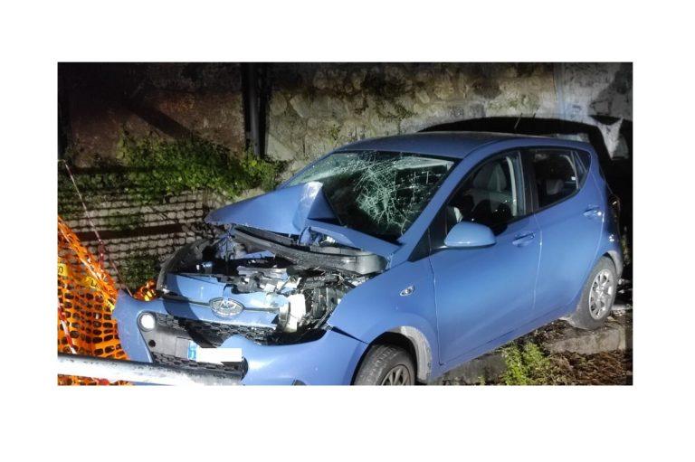 Messina incidente stradale