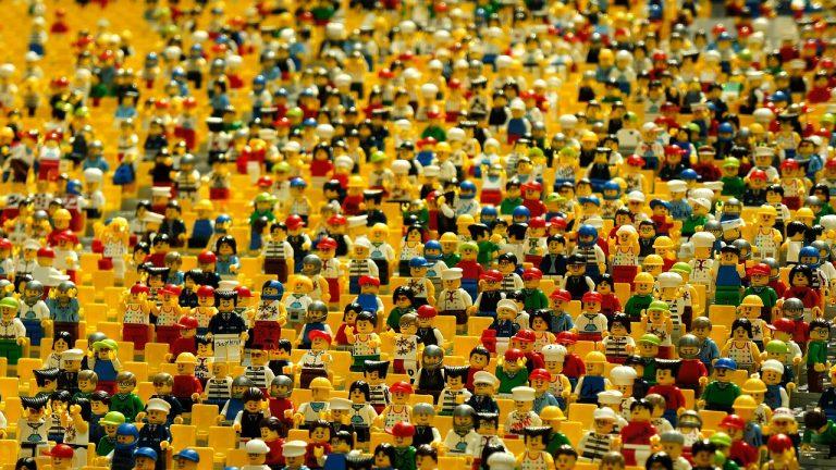 Beccata banda che in Francia faceva razzia delle costruzioni lego
