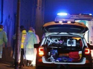 Incidente stradale a Vigevano