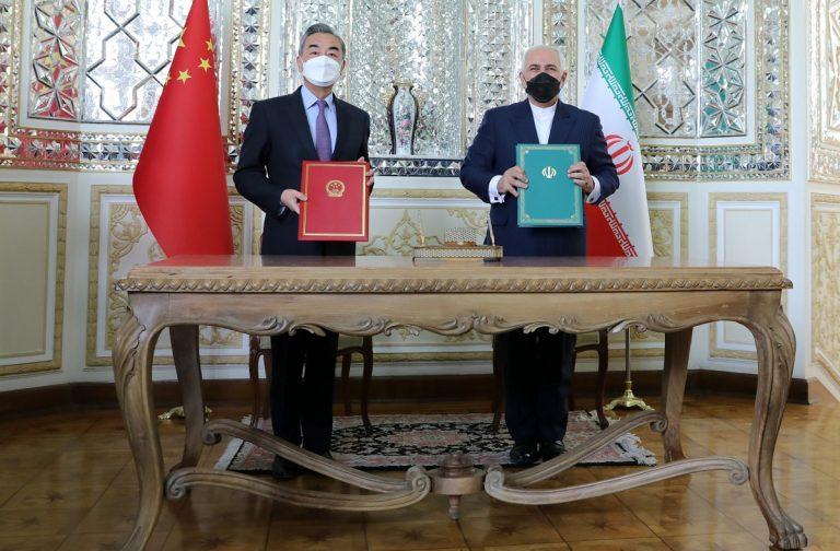 patto cooperazione cina iran