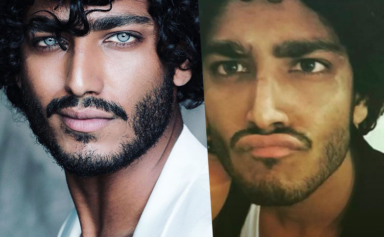 Akash Kumar colore occhi