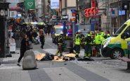 Terrorismo in Svezia: 8 accoltelati