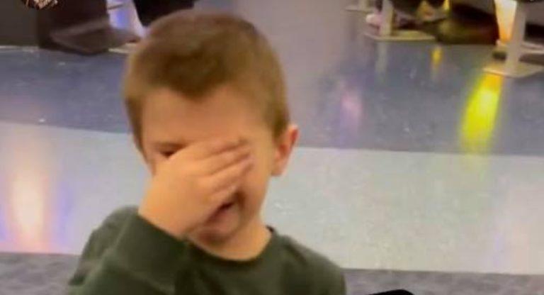 Bambino autistico