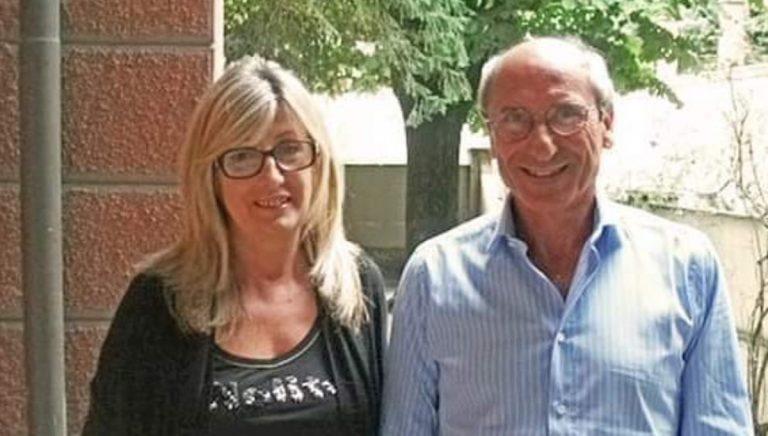 Beppe Furino e Irene Vercellini