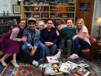 Cast e personaggi della serie TV The Big Bang Theory su Netflix
