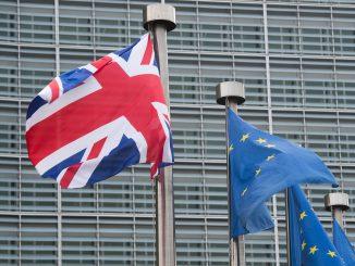 Brexit: storico crollo del 38% dell'export Made in Italy