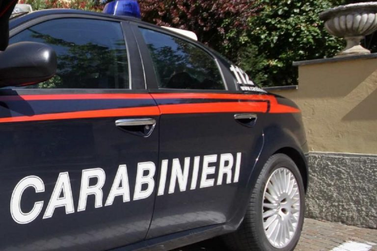 Bimbo di 3 anni vaga da solo, lo salvano i carabinieri