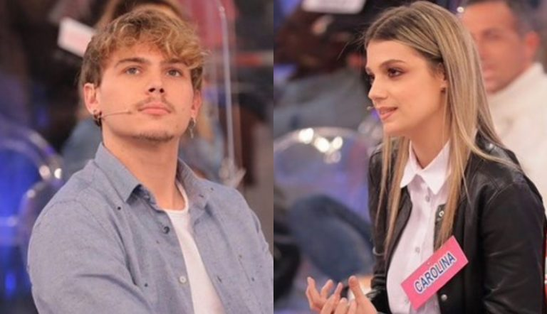 Carolina e Giacomo