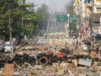 Colpo di Stato nel Myanmar, altre vittime