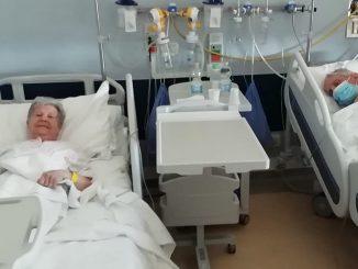 Positivi al Covid coniugi si ritrovano nella stessa stanza d'ospedale