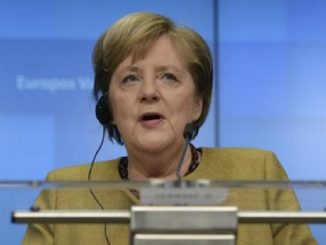 coronavirus Germania Merkel