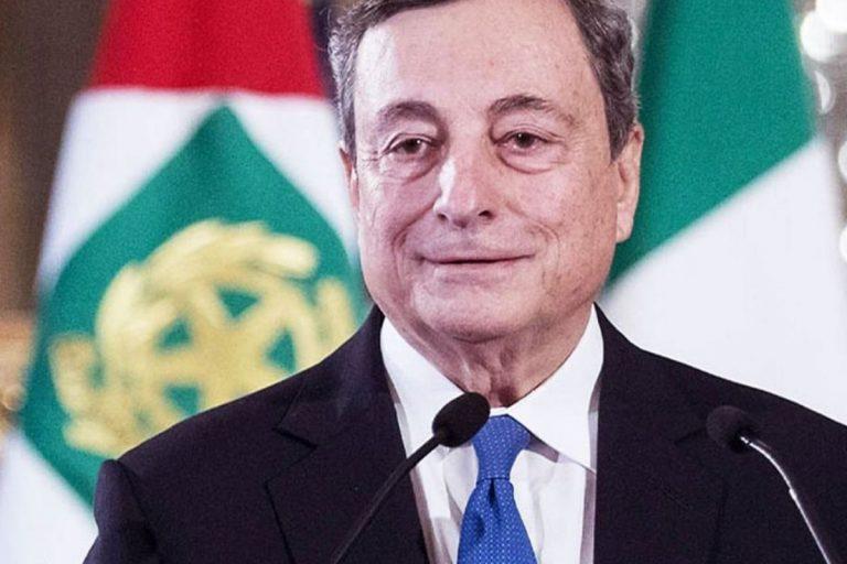 Draghi divario Nord Sud