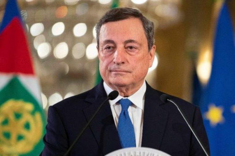 Draghi settore pubblico