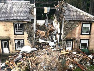 esplosione in casa, muore videochiamata