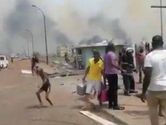Esplosioni in Guinea Equatoriale