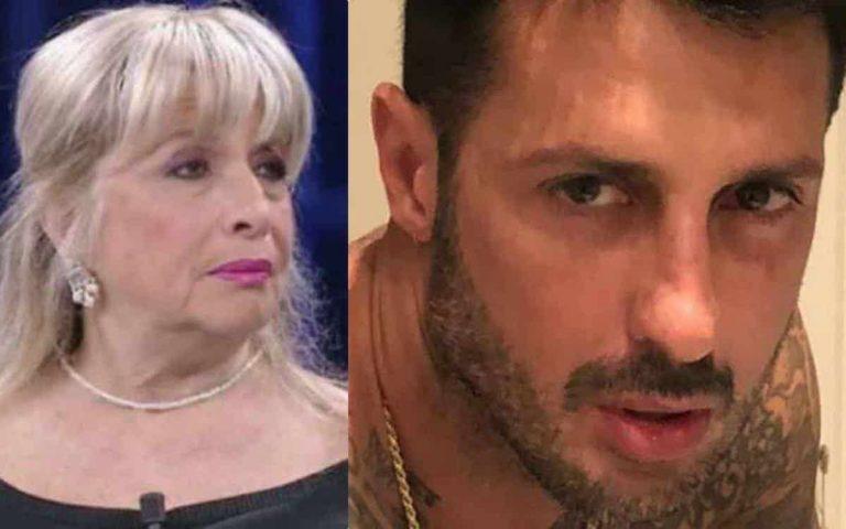 Fabrizio Corona madre