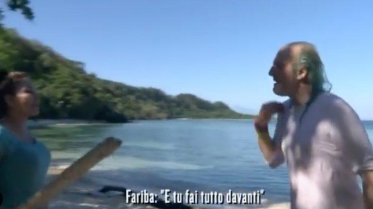 Fariba e Ubaldo