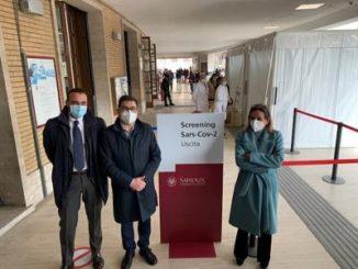 Covid: a università Sapienza Roma tamponi gratis per studenti, 300 al giorno