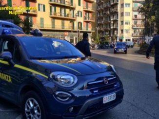 Controlli anti Covid Gdf a Napoli e provincia: 115 multe