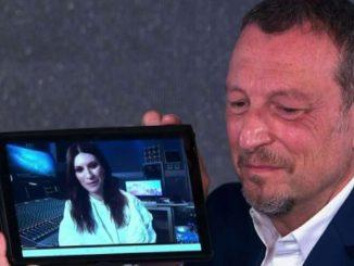 """Pausini sul palco di Sanremo mercoledì, Golden Globe? """"Irreale"""""""