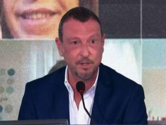 A Sanremo si valuta presenza minima, Amadeus: anche 50 persone